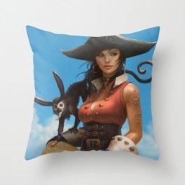 Brangwen Morgan Throw Pillow