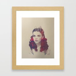 Somewhere Over The Rainbow by Barrie J Davies 2020 Framed Art Print