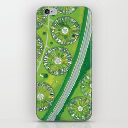 Green Garden City in Denmark iPhone Skin