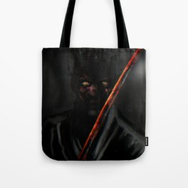 Katana Maul Tote Bag