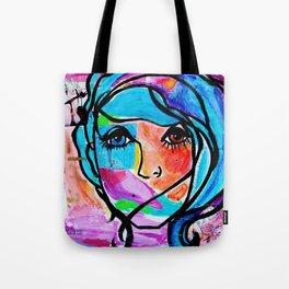 Clean it Up Dirty Girl Tote Bag