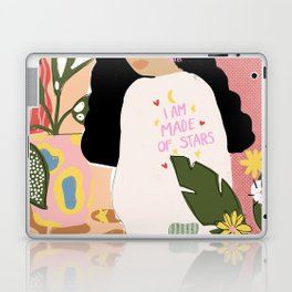 I am Made of Stars Laptop & iPad Skin