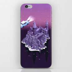 Hogwarts series (year 2: the Chamber of Secrets) iPhone & iPod Skin