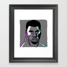 KAN Framed Art Print