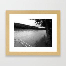 HIGHWATER Framed Art Print