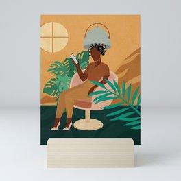 Salon No. 3 Mini Art Print