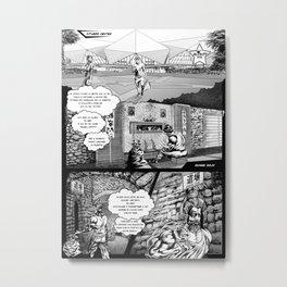 Dunari Dojo (tav_01) Metal Print