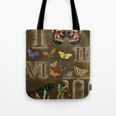 Let's Count Butterflies Tote Bag