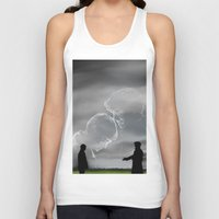 johnlock Tank Tops featuring To the very best of times by Dullish