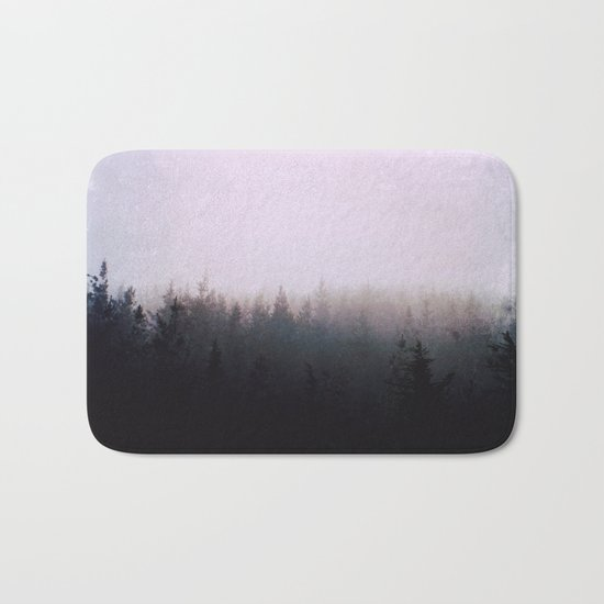 I want to be wherever you are Bath Mat