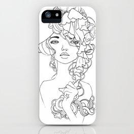 Girl#2 iPhone Case