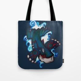 Kyogre (v1)  Tote Bag