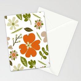 Modern Flowers/ Dogwood Stationery Cards