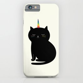 Caticorn iPhone Case