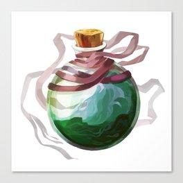 Potion Canvas Print