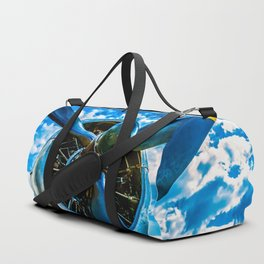 Aviation forever Duffle Bag