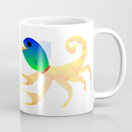 The Scorpion Fish Dance Coffee Mug