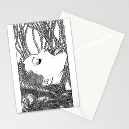 asc 609 - Le miracle (Angel hair) Stationery Cards
