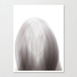 Algorithmic Portrait: Liza Canvas Print