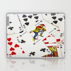 Joker In The Pack Laptop & iPad Skin