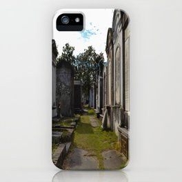 Passage (in color) iPhone Case