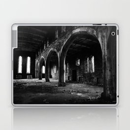 St Lukes Church, Abercarn, South wales, UK - 10 Laptop & iPad Skin