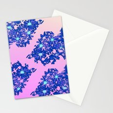 coral / floral Stationery Cards