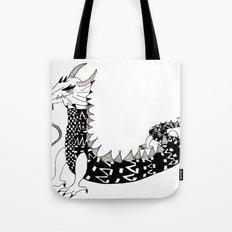 Dragon of the Dark Tote Bag