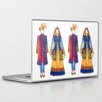 bride Laptop & iPad Skins featuring Bride & Groom ! by Rashmi Dagwar