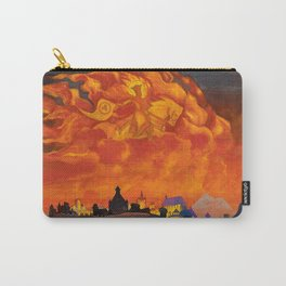 Nicholas Roerich - St Sophia The Almighty Wisdom - Digital Remastered Edition Carry-All Pouch