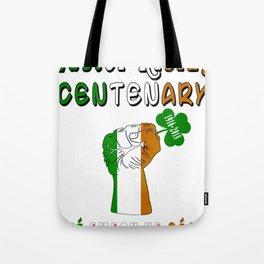 Easter Rising CENTENARY 1916 - 2018 Tote Bag