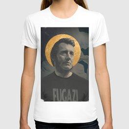 The First Straight Edge Saint T-shirt