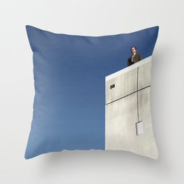 Mich-ael Scott Is Going To Jump Poster The Off-ice  Dwi-ght Schrute Nard Dog Mich-ael Scott I'm going to Jump Throw Pillow