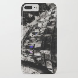 A Gothic Chapel iPhone Case