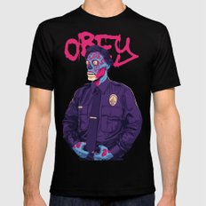 OBEY MEDIUM Black Mens Fitted Tee