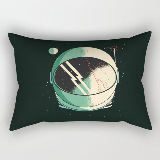 Death of an Astronaut Rectangular Pillow