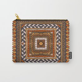 Symmetrical Pattern II Carry-All Pouch