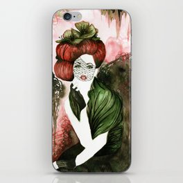 Madame iPhone Skin