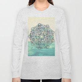Mandala Mermaid Oceana Long Sleeve T-shirt