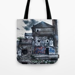 Ice Factory Tote Bag