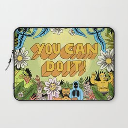 YOU CAN DO IT! Laptop Sleeve