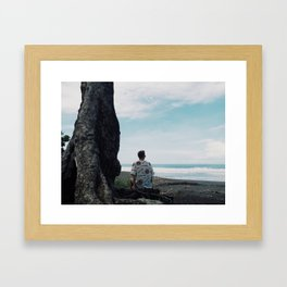 Jaco Beach, Costa Rica #2 Framed Art Print