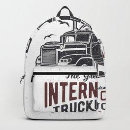 Big Truck Backpack