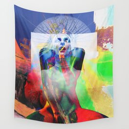Abstract Art 104 Wall Tapestry