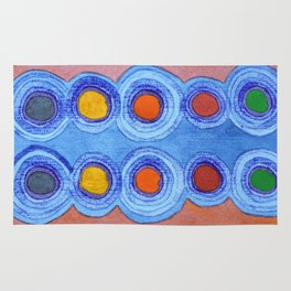 Traffic Lights Rug