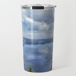 Crater Lake from the North Rim, No. 2 Travel Mug
