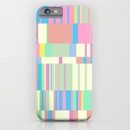 Chopin Prelude (Miami Beach Colours) iPhone Case