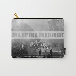 Stand up for your rights! Carry-All Pouch