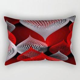 onion pattern -1- Rectangular Pillow