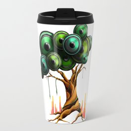 Tree of Music Travel Mug